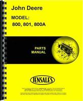 John Deere 3 Point Hitch Parts Manual