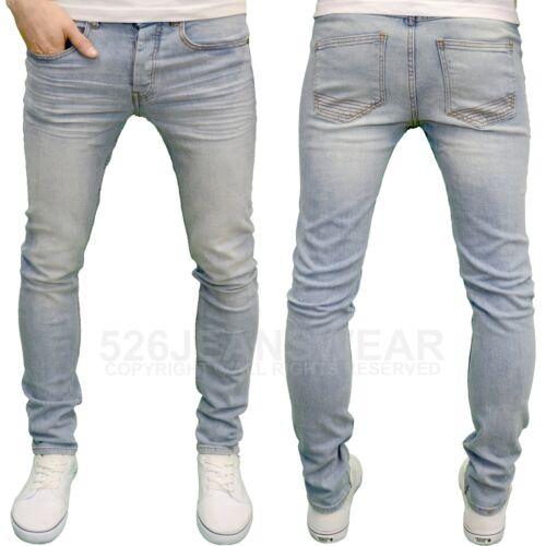 BNWT Loyalty and Faith Mens Designer Branded Slim Fit Stretch Denim Jeans