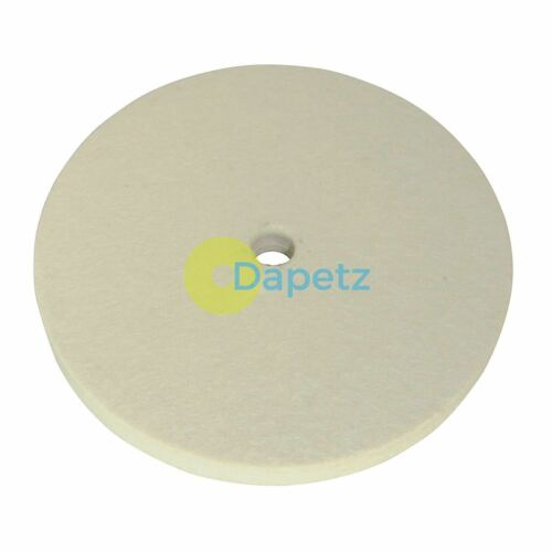 150mm Felt Buffing Wheel Polishing Finishing Grinder Metal High Quality