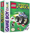 LEGO Stunt Rally (Nintendo Game Boy Color, 2001)