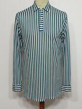 60er Jahre Nylon Vintage Hemd Gr. 37 Polo Shirt J150