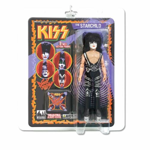 KISS 8 Inch Action Figures Series Three Sonic Boom: The Starchild