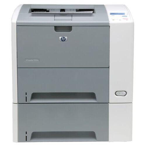 1 von 1 - Q7816A HP DRUCKER LASERJET P3005X DUPLEX NETZWERK LASERDRUCKER A4 s/w