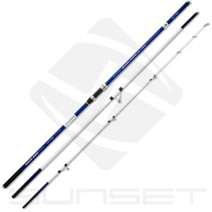 Sunset Squadra Master LR Hybrid Tip 4.20m Surf Rod
