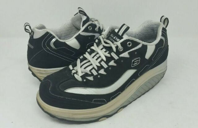 Skechers Shape Ups 11809 Fitness Shoes Women's Size 7.5 US Really Good Condition