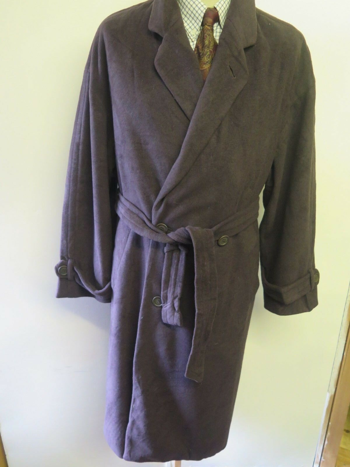 a1bbf003e Vintage Hugo Winter Coat Mac Größe M 38-40