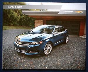 Prospekt-brochure-2017-Chevrolet-Chevy-Impala-USA