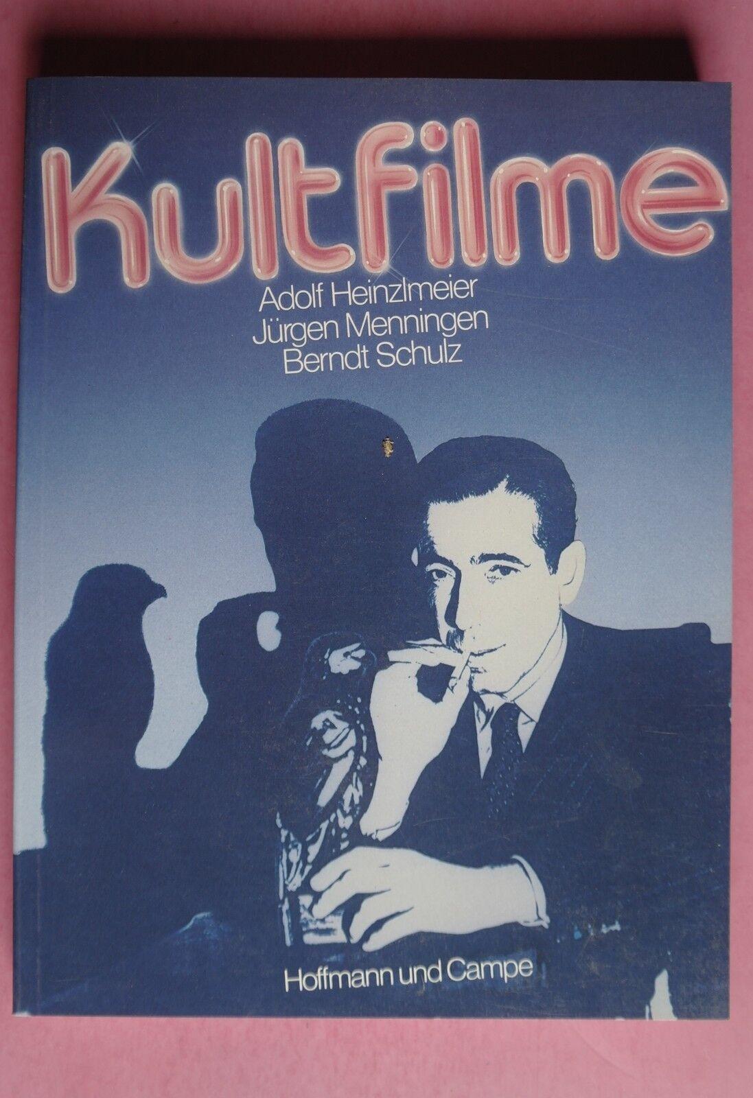(R13_0) KULTFILME Casablanca/Easy Rider/Dracula etc. 1989 - Adolf Heinzlmeier