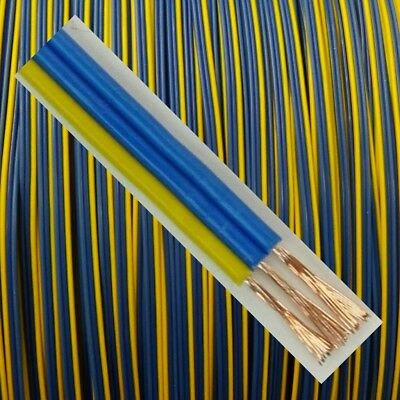 Appena 20m Blu/blu/giallo Liyz 3x0,14mm² Cavo Trefolo Drilling Trefolo 3-fili-mostra Il Titolo Originale Adatto Per Uomini E Donne Di Tutte Le Età In Tutte Le Stagioni