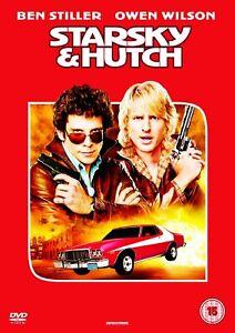 Starsky and Hutch - Region 2 DVD