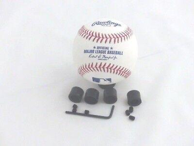 American Shifter 159061 Baseball Transmission Gear Shift Knob with 3//8-16 Insert