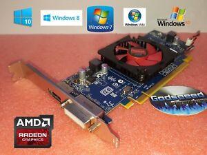 Dell-Optiplex-7010-7020-7040-7050-double-ecran-1-Go-Carte-Video-Windows-10-8-XP-7