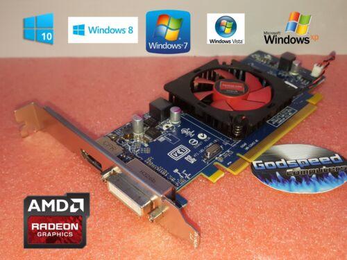 Dell Optiplex 7010 7020 7040 7050 1GB Dual Monitor Video Card Windows 10 8 7 XP