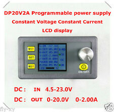 DC 4.5-23V to 0-20V 2A Step-down Powers Supply Constant Voltage Current Module