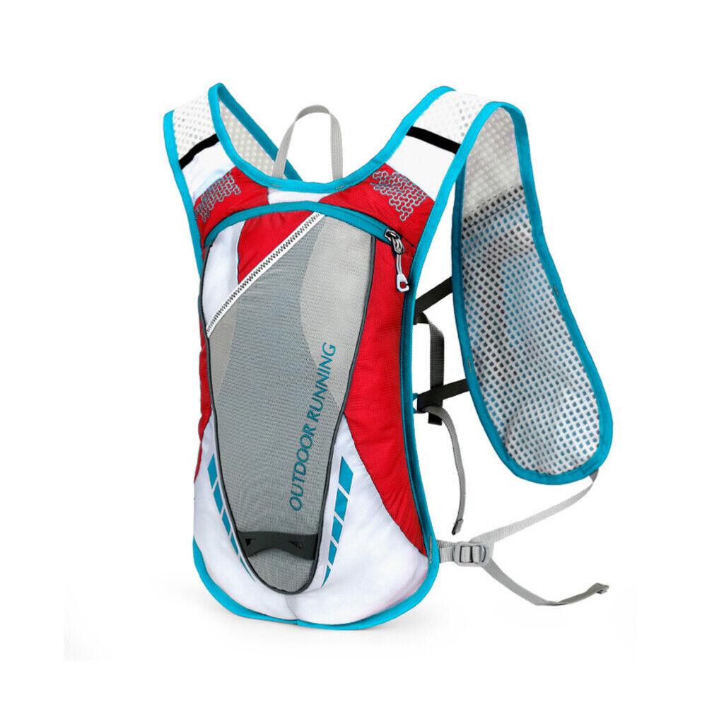 NEU 2L Outdoor Mochilas Trail Marathoner Running Race Trinkweste Trinkrucksack