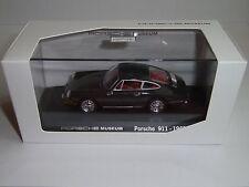 Porsche 911 (1965) gris 50 Jahre Porsche 911 ltd.Edition Minichamps 1:43 neu