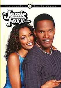The-Jamie-Foxx-Show-Temporada-4-3-Discos-1999-Jamie-Foxx-Garrett-Morris