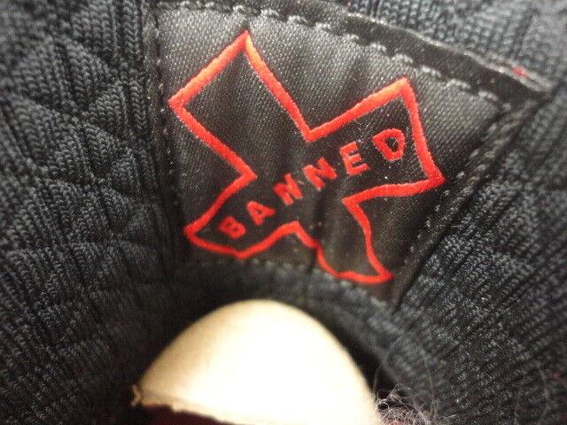Nike air jordan xxxii niedrigen niedrigen niedrigen verboten, schwarz / rot / wht akademische, aa1256 001 s 10,5 426ce9