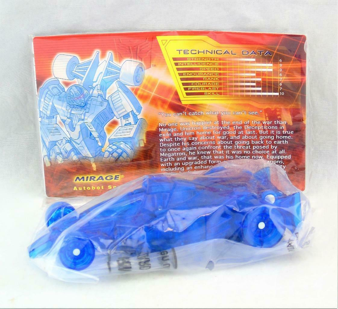 Transformers Botcon 2007 Deluxe Class Mirage Exclusive Sealed