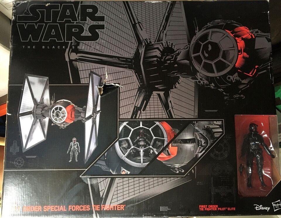 Starwars - First order Tie Fighter - Pilot Elite