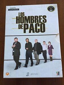 LOS-HOMBRES-DE-PACO-CUARTA-TEMPORADA-COMPLETA-5-DVD-1290-MIN-BUEN-ESTADO