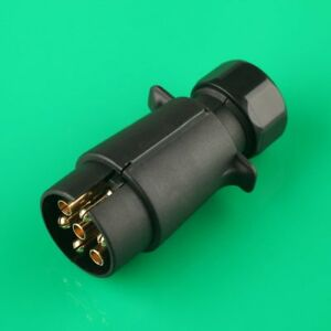 7-Pin-12V-12N-Replacement-Plastic-Trailer-Truck-Towing-Electrics-Plug
