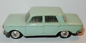 OLD-NOREV-MADE-IN-FRANCE-1963-FIAT-1500-VERT-TURQUOISE-REF-45-b-1-43