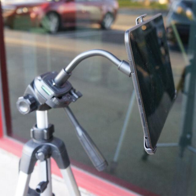 Apple iPad Mini 1 2 3 Bendable 360° Rotation Video Recording Camera Tripod Mount