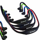 Bluetooth Wireless Sport Universal Headset Stereo Headphone Earphone Handfree