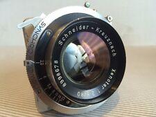 Schneider Xenotar 80mm f2.8 Lens Graflex, Graphic Synchro Compur Shutter A++