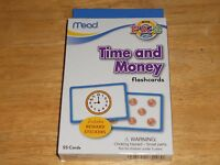 Time & Money Flashcards Practice Telling Digital Analog Time & Counting Money