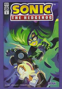 SONIC-THE-HEDGEHOG-27-1-10-FOURDRAINE-VARIANT-DYNAMITE-Actual-Scans