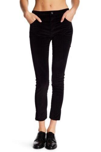 189 Size Jeans Msrp Wasteland Joe's The New 25 Corduroy Ankle Black p7fwnqT