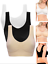 3-Pack-Comfortisse-Full-Cup-Bra-Comfort-Maximum-Support-Seamless-Stretch-Lift Indexbild 6