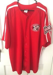 Cincinnati-Reds-2XL-Jersey-Big-Red-Machine-1975-Cooperstown-Baseball-Button-MLB