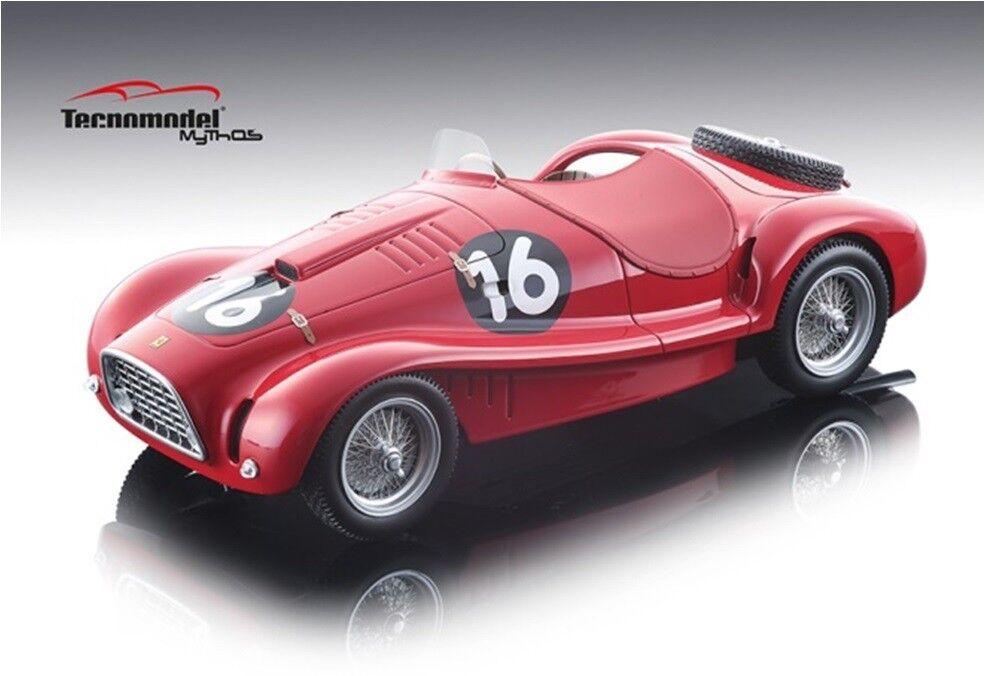 Ferrari 225 S Spyder Vignale  16 Mieres  Supercortemaggiore  1953  1:18/TM1881B