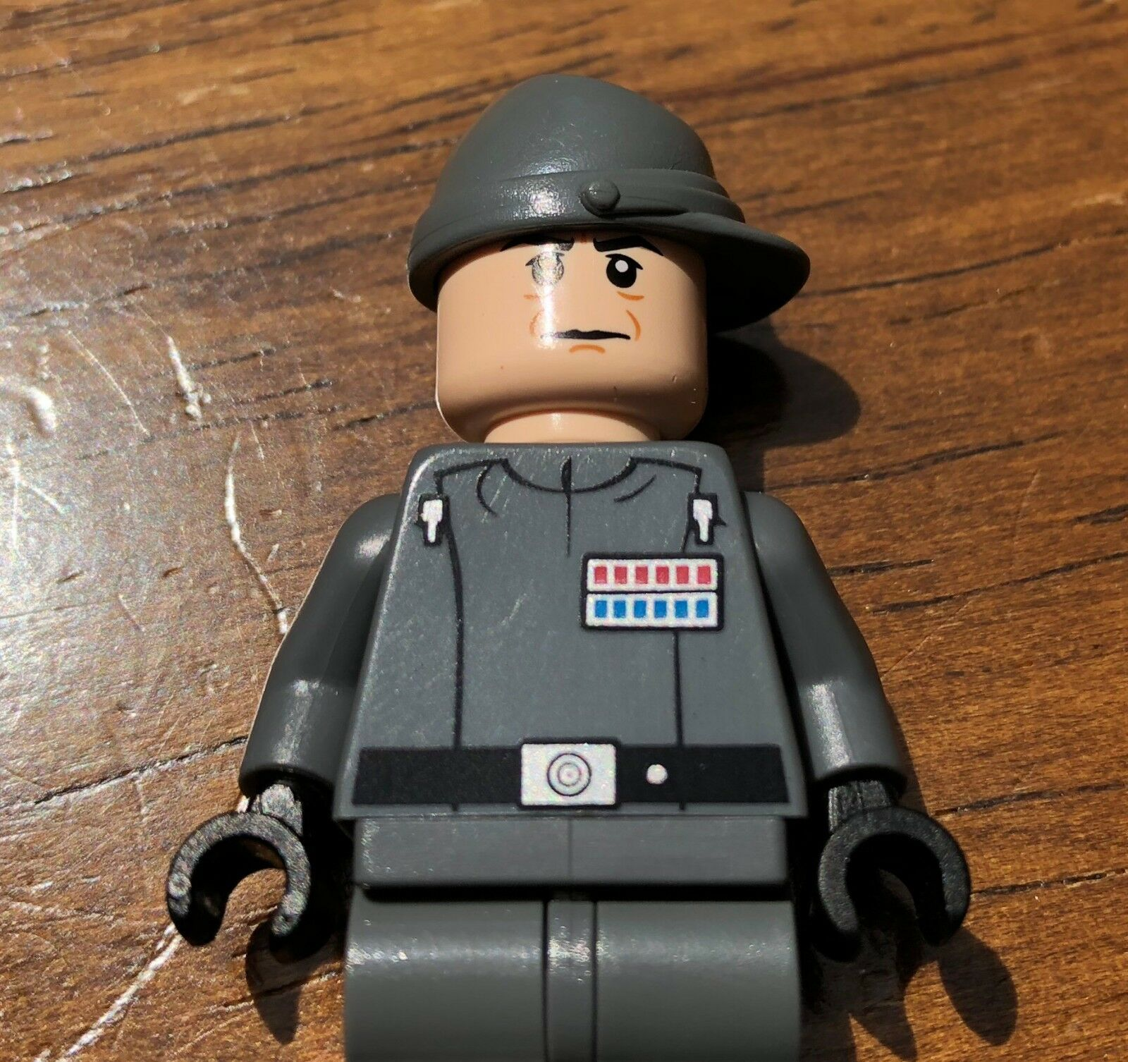 LEGO STAR WARS WARS WARS ADMIRAL PIETT GENUINE MINIFIGURE ONLY FROM SetCLEAR PIC 1d748d