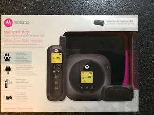 Motorola Travelfence50 Wireless Dog Fence Remote Training