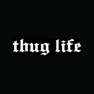 THUG-LIFE-Sticker-Vinyl-Decal-Cool-Funny-Car-Truck-Window-Wall-Decor-Joke-Gift