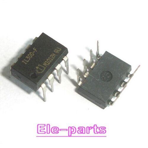 High Gain Stability 1//5pcs  IL300-C DIP-8 Linear Optocoupler Wide BSG