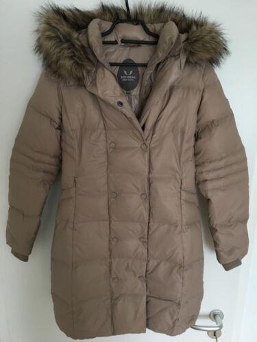 Jacket Brown Winter Womens Coat Down Xs Bosideng HPgqzYI