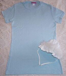 NEW! Baby Blue MOLLYANNA MATERNITY STRETCH T-SHIRT $32 ...