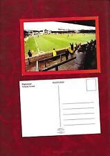 Postcard - Plainmoor home of Torquay United football club