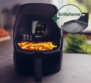 Philips-HD-9248-90-Airfryer-XL-Grillpfanne-Heissluft-Fritteuse-Fritteuse-Fritoese