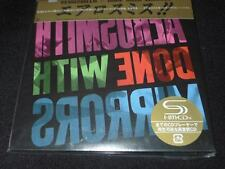 Done with Mirrors by Aerosmith (CD, Feb-2010) JAPAN MINI LP SHM-CD