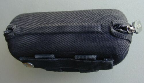 One ESS Ballistic Glasses  Hard Case Military Surplus Eye Safety Systems MOLLE