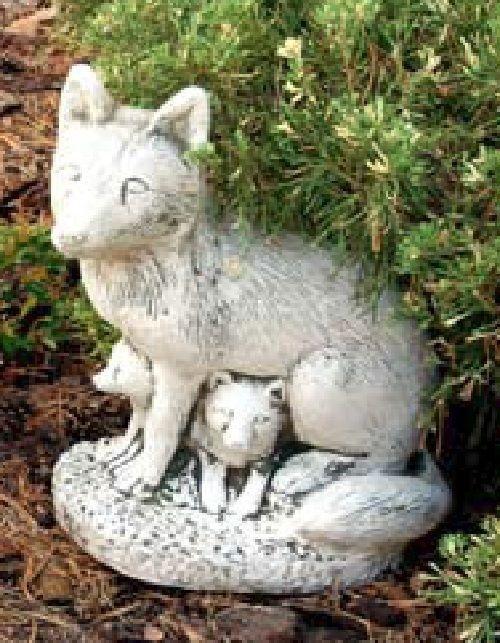 Metallskulptur Gartenfigur Kuh Gartendeko Skulptur Figur Statue handarbeit 041