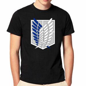 New-Summer-T-shirt-Anime-Attack-On-Titan-TShirt-Short-Sleeve-Tees-Shirts-Cosplay