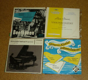 13x-10-034-LP-Klassik-Classic-Klavier-Piano-Violin-Oistrach-Haas-Uninsky
