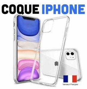 Détails sur Coque iPhone 11 iPhone 11 Pro Max Etui House Transparent Silicone Ultra Fine